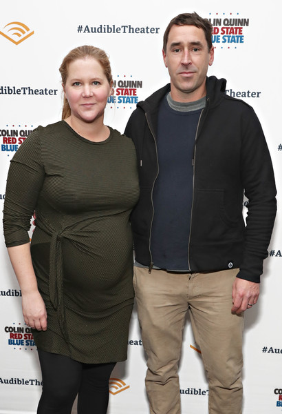 Amy Schumer Keeps It Comfy — January 2019