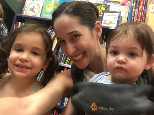 I've Found Balance As A Mom By Working Part-Time