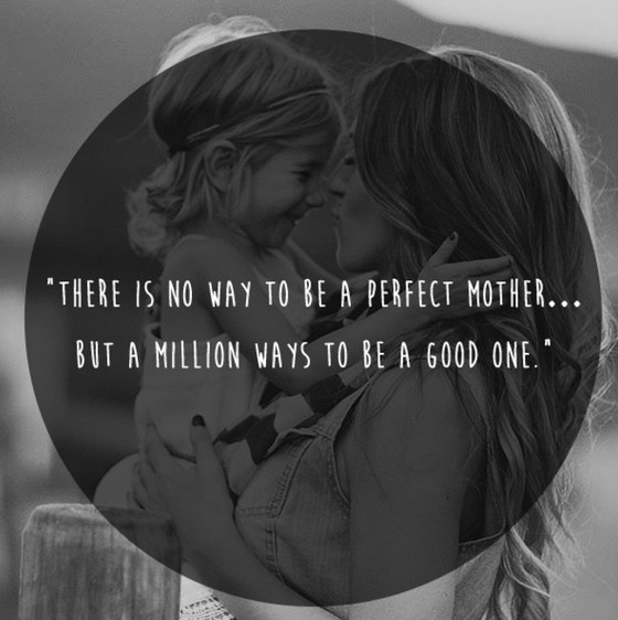 Perfect Mother Quote