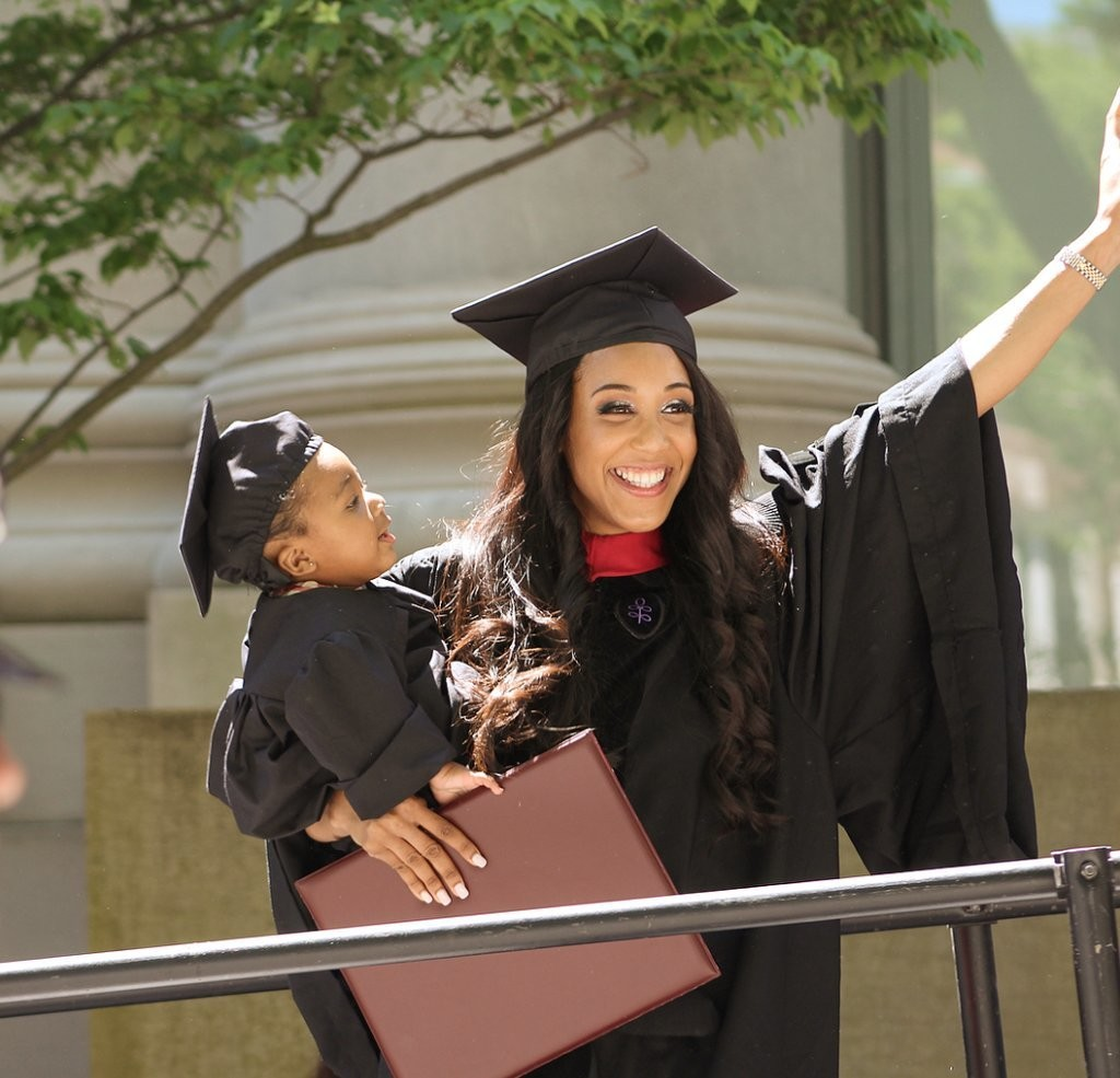This Woman Took Her Final Exams While In Labor And Graduated From Harvard Law School