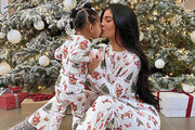 Every Time The Kardashian Moms Matched Their Kids