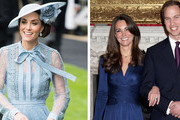 All the times Kate Middleton looked beautiful in blue