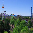 Silverwood Theme Park In Idaho