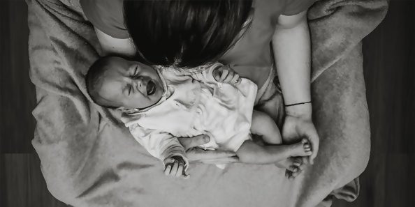 Baby Won't Stop Crying For No Reason: Don't Worry, Your Fussy Baby Will Calm Down Soon Enough