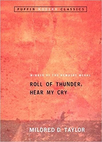 'Roll of Thunder, Hear My Cry,' by Mildred D. Taylor