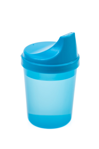 Reconsider Plastic Sippy Cups