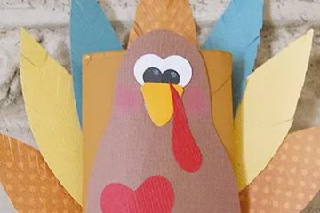 DIY Thanksgiving Crafts to Make with Your Kids