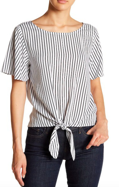 Go For The Stripes