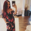 Nicole 'Snooki' Polizzi Flaunts A Jumpsuit — May 2019