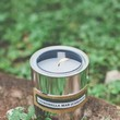 Citronella Paint Can Candles