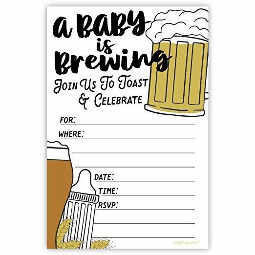Baby Shower Invitations For Every Kind Of Party