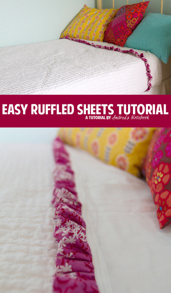 Ruffled Sheets