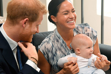 Meghan And Harry's Cutest Family Moments