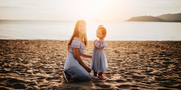Mommy And Me Dresses You And Your Kid Will Both Look Cute In