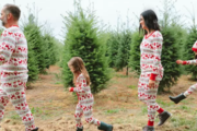 The Best Matching Christmas Pajamas For The Whole Family
