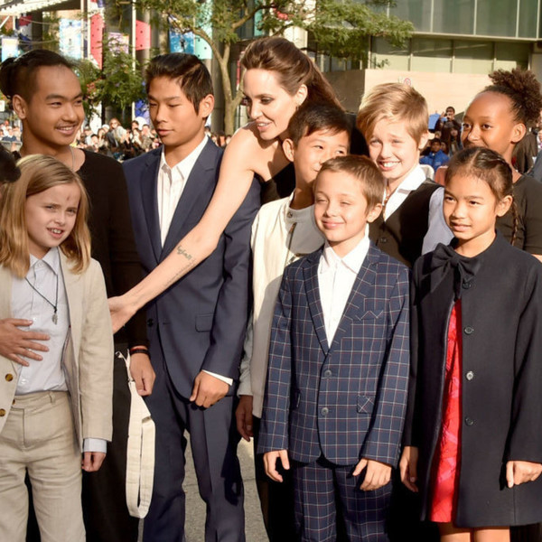 Here's What It Costs To Raise Brad Pitt And Angelina Jolie's Children
