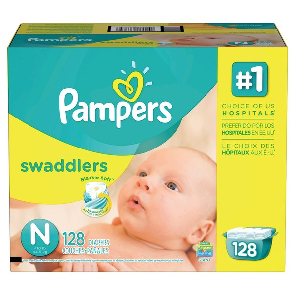 Diapers + Wipes