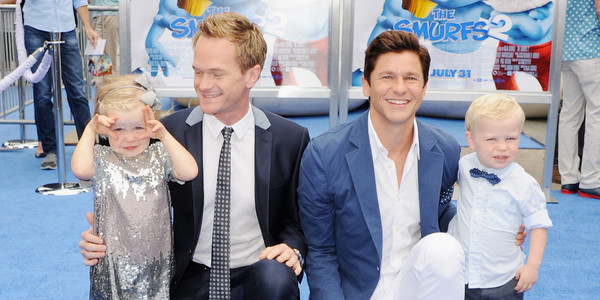 Pics Of Neil Patrick Harris' Kids Growing Up