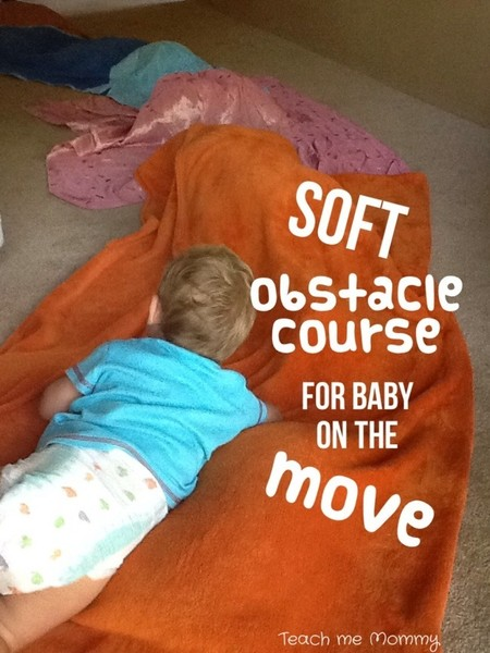 Build An Obstacle Course