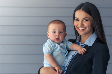 Tips For Going Back To Work After You Have A Baby