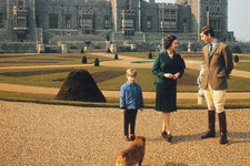 Photos Of The Royal Family: Then And Now